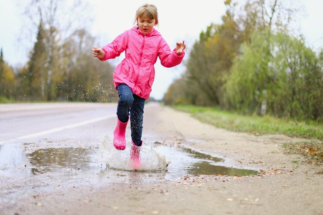<p>Fantastic raincoats that will keep the kids feeling dry and looking trendy</p>