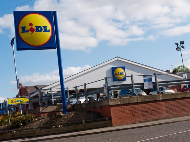 Padiham is set to get a new Lidl store