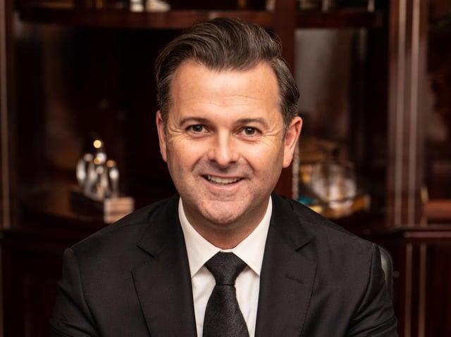 Daisy founder Matthew Riley