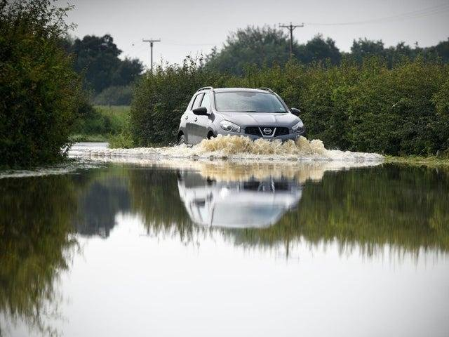 The Met Office has issued warnings for heavy rain from the early hours of today (January 19) until midnight on Thursday as Storm Christoph bears down on Lancashire