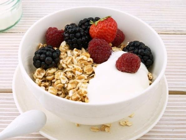 Lower cholesterol with the right diet