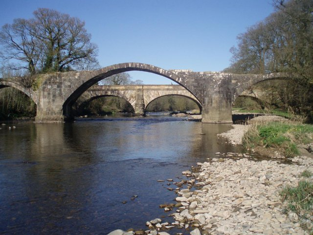 The medieval bridges of the Ribble Valley will be the subject of one of the talks