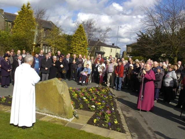 The Hapton Valley Pit disaster annual memorial service cannot go ahead as usual this year due to the pandemic