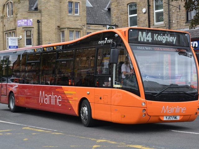 The Burnley Bus Company is stepping up services on its most popular routes to ensure plenty of space is available for safe social distancing onboard