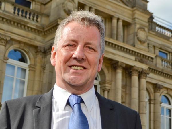 Burnley Council leader Coun. Mark Townsend