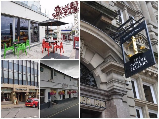 Wetherspoon has more than 20 pubs across Lancashire, including Blackpool, Preston, Burnley and Lancaster.