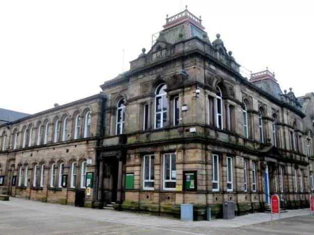 Pendle Town Hall
