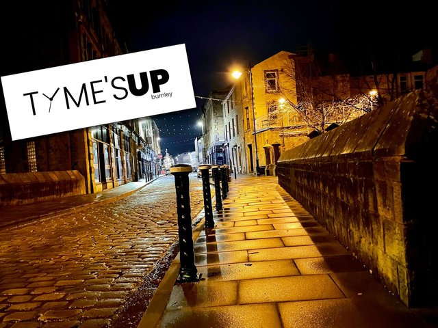 The 'Time's Up' campaign is pushing for a re-think on licensing in Burnley
