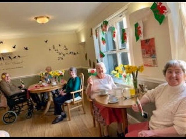 All things Welsh were celebrated and enjoyed at the Manor House