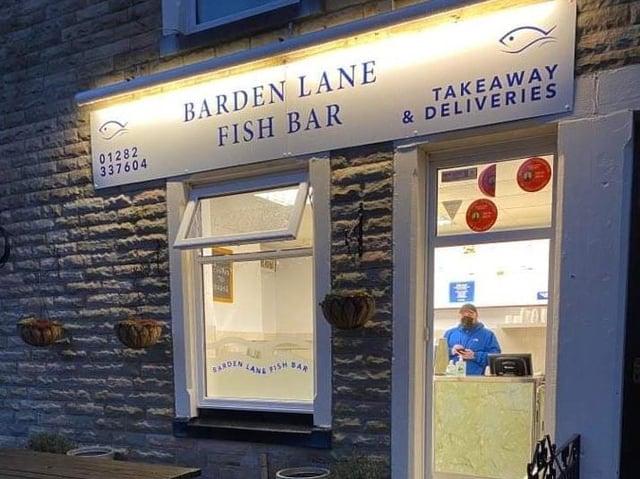 Barden Lane Fish Bar