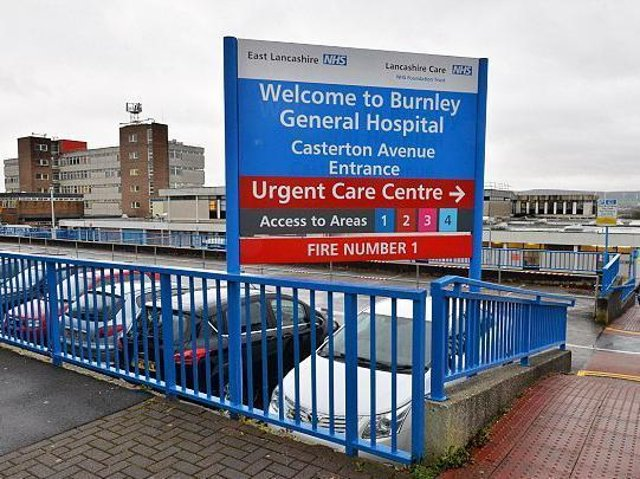 Burnley General Hospital security staff have voted to go out on strike