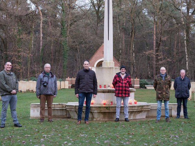 This group of amateur researchers want to tell the story of a Burnley war hero