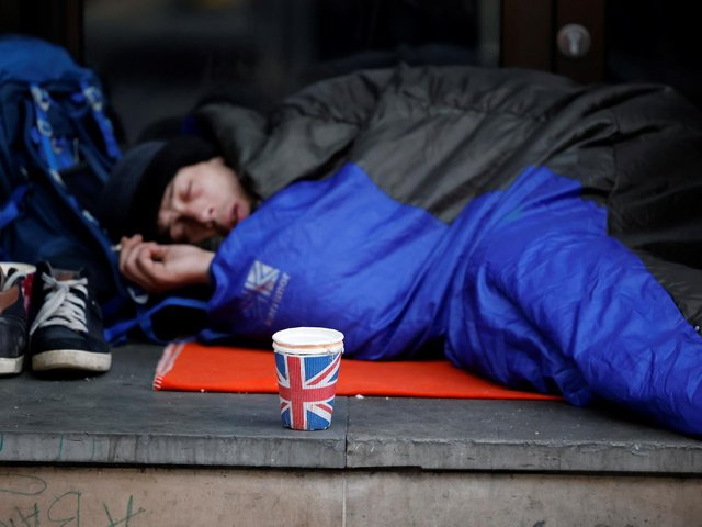 Burnley councillors are being asked to approve the borough's homelessness and rough sleeping strategy 2021-26. Photo: Getty