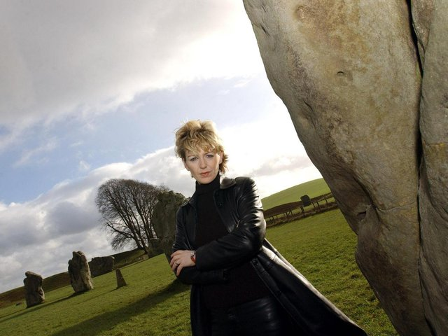 Yvette Fielding is on the hunt for Lancashire ghosts in Most Haunted