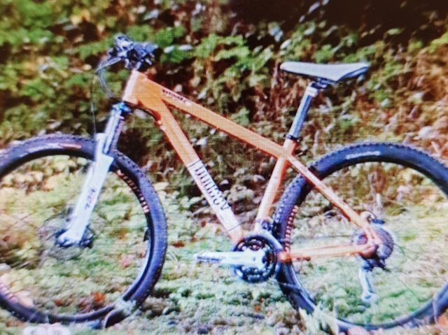 Police are appealing for information to find this Voodoo mountain bike that was stolen in Nelson last month