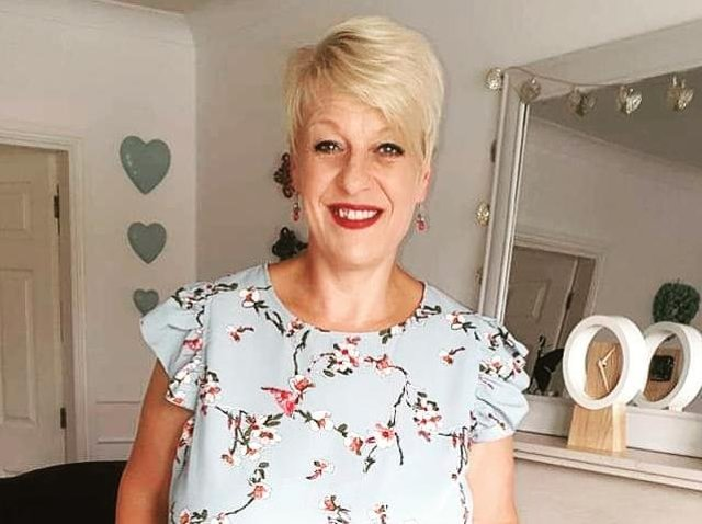 Self confessed 'foodie' Tracey Smith has lost two stone and feels great after losing two stone thanks to switching to a fat free diet