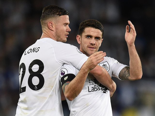 Kevin Long and Robbie Brady