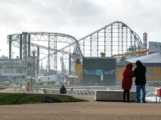 Blackpool's set for a 'staycation' boost this year, especially with boffins warning against the possibility of overseas travel (Picture: Peter Byrne/PA Wire)