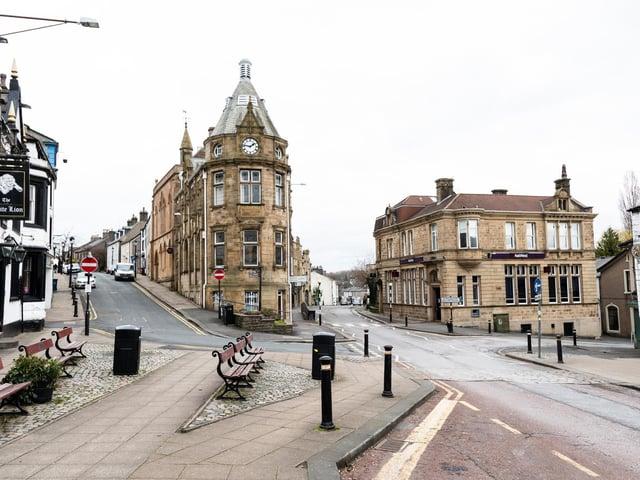 Castle Street, Clitheroe