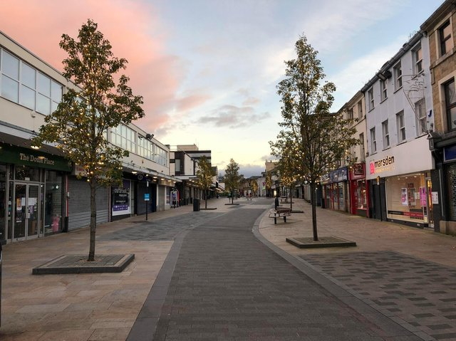 Burnley is set to benefit from a High Street Task Force whose mission is to help revitalise town centres