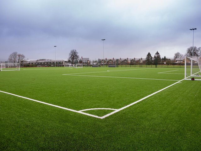Ribble Valley 3G sport pitch will reopen from next Monday