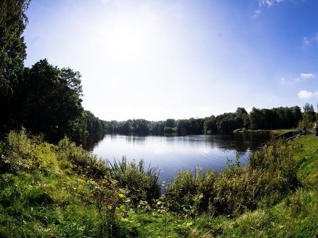 Rowley Lake, Burnley.