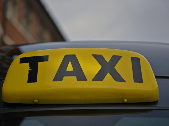 The grant is available to private hire drivers