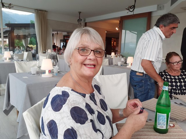 Christine Woodruff was described as a 'true inspiration' to students and staff who she worked with the Burnley's Blessed Trinity RC High School