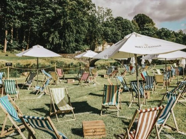 Gisburne Park Pop Up kicks off on Thursday, May 27th, and runs over the Bank Holiday weekend