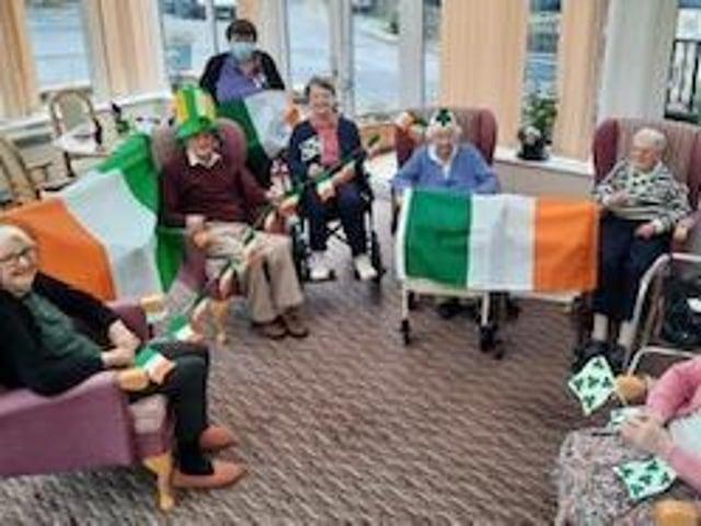 The special Irish celebration enjoyed by all