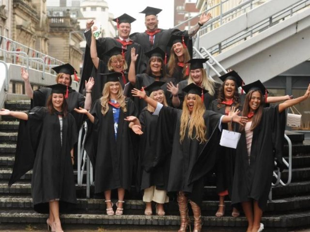 UCLan will be running three graduation seasons in one come September.