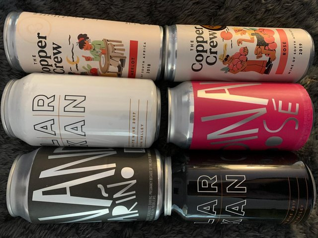 Premium wine in cans could be the future