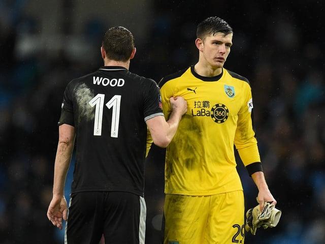 Chris Wood and Nick Pope
