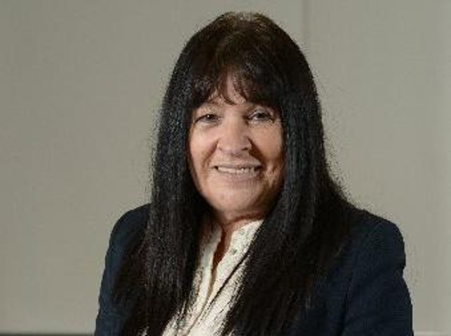 Babs Murphy of the North & Western Lancashire Chamber of Commerce