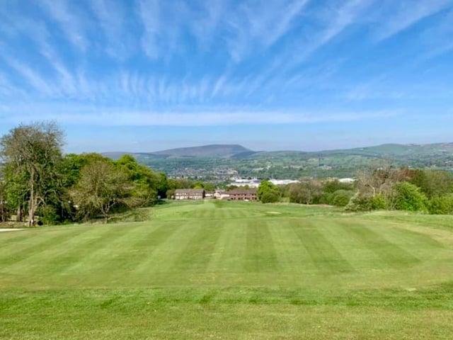 Marsden Park Golf Club re-opened on Monday