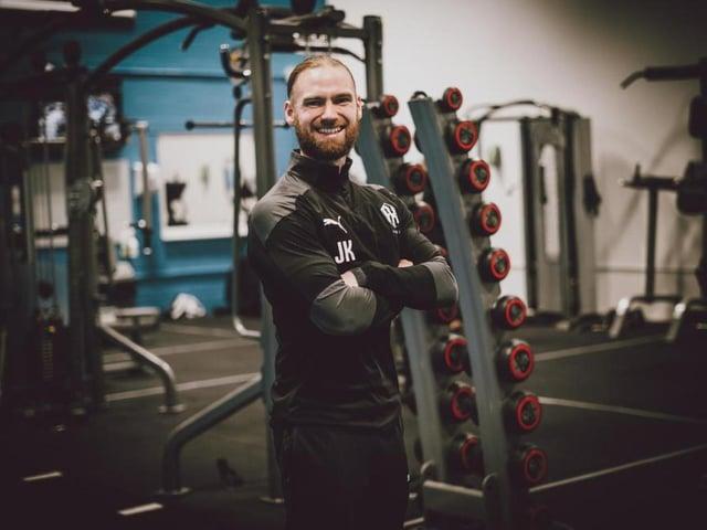 FX Fitness co-owner Josh Kennedy