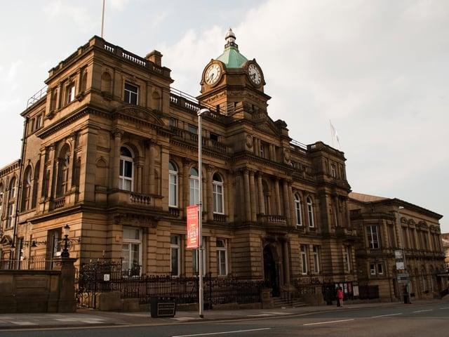 Burnley Town Hall