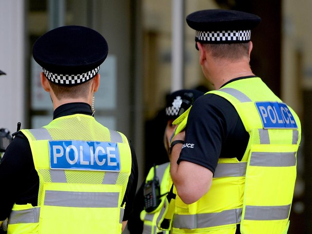 Two men have been charged with Section 18 wounding with intent.