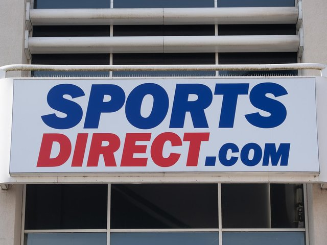 Sports Direct is part of the Frasers Group
