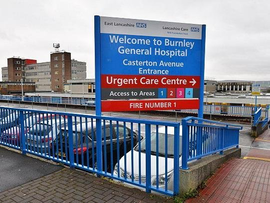 Burnley General Hospital staff were due to go on strike this weekend