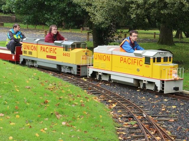 The Thompson Park Miniature Railway