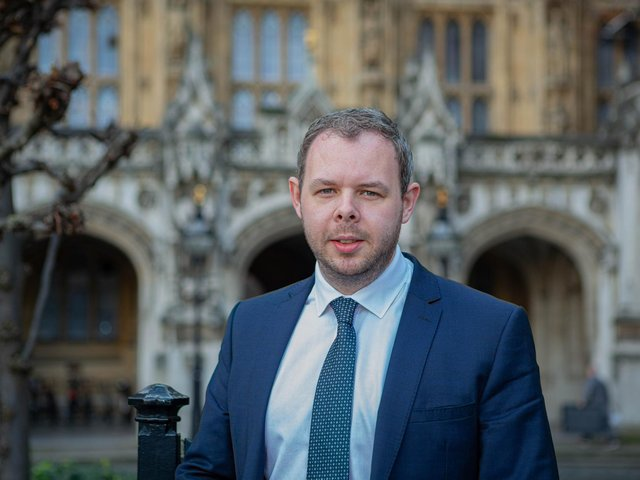 Burnley MP Antony Higginbotham has vehemently opposed the European Super League proposals