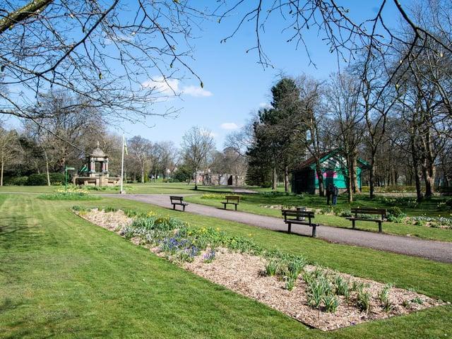 Queens Park, Burnley