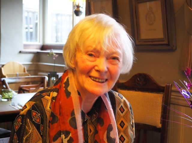 The late Jean Miller