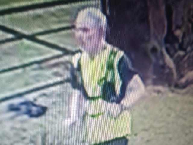 Police have released an image of this man