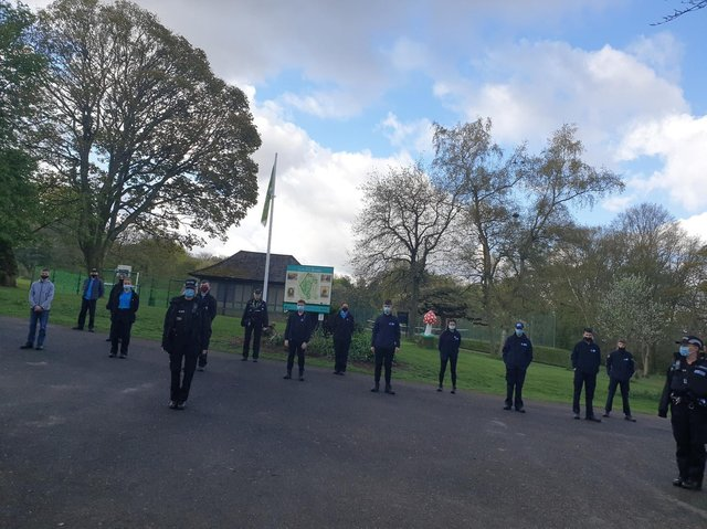 Cadets making a difference to their communities