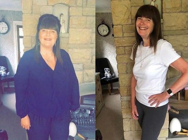 Toni's amazing transformation