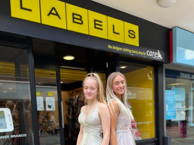 Labels, which opened in Burnley last year, has promised to give a refund to anyone who buys a dress from the shop if their prom gets cancelled.