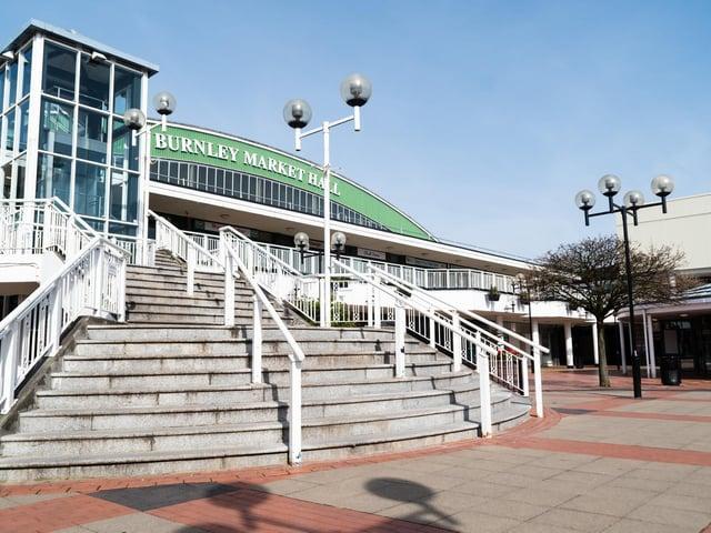 Burnley Market Hall