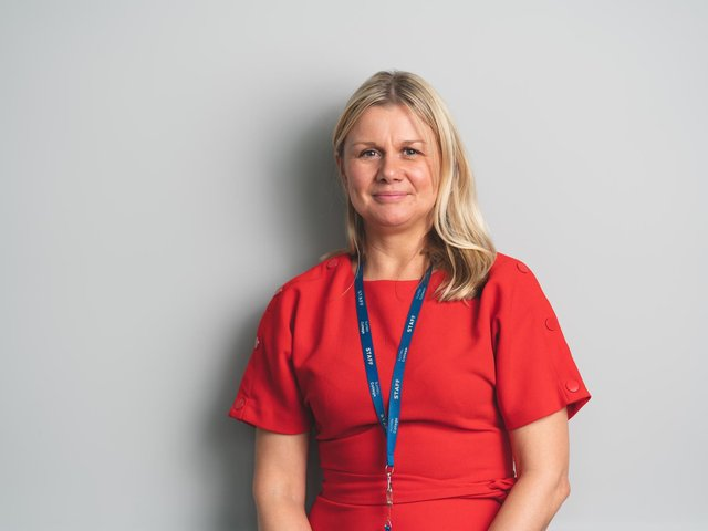 Nina Parkin is the newly appointed dean of Burnley College University Courses